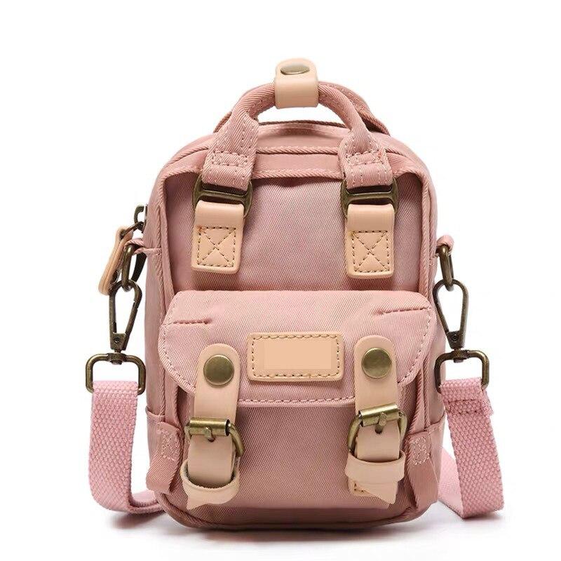 Новый милый женский мини-рюкзак, водонепроницаемый маленький рюкзак, милые рюкзаки, женская сумка через плечо, Женская мини-сумка