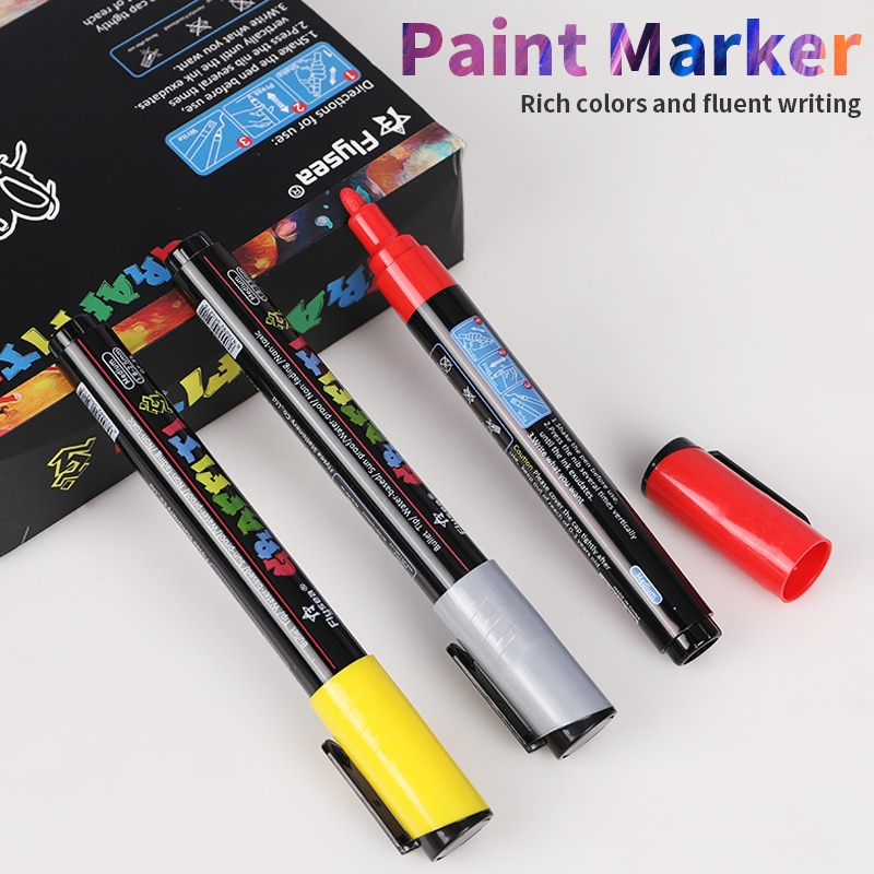 rotulador-metalico-de-pintura-acrilica-punta-fina-no-toxico-permanente-materiales-de-artesania