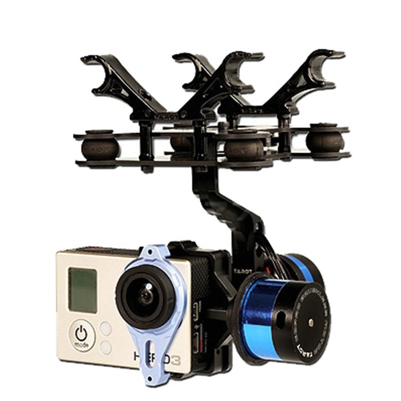 Таро T-2D бесщеточный шарнир Gopro 3 аэрофотосъемка TL68A08 камера 50% скидка