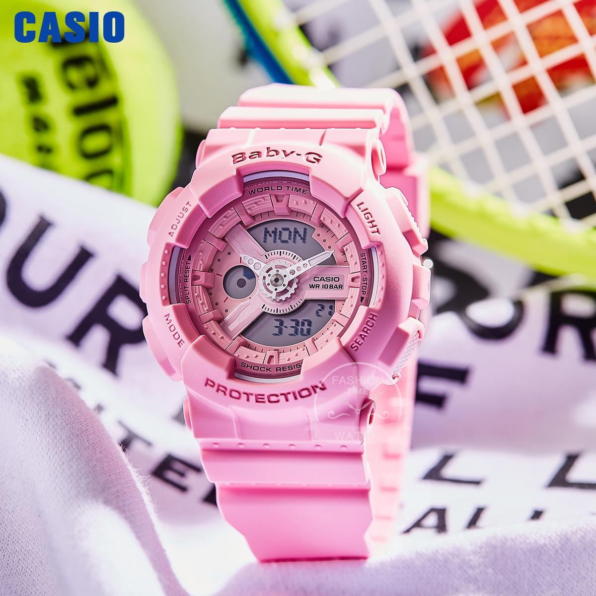Casio watch men g shock top luxury set military Chronograph LED digital watch sport quartz men watch часы мужские BA-110-4A1