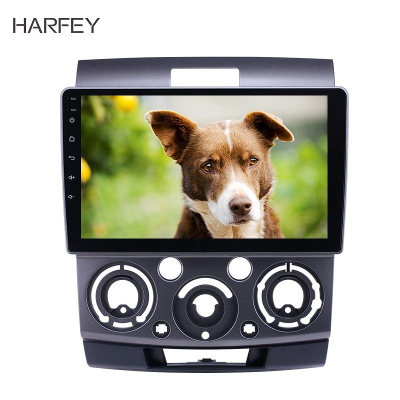 "Harfey 9 ""coche GPS reproductor Multimedia Android 8,1 Radio Ford Everest/Ranger Mazda BT-50 2006 de apoyo para 2007-2010 Carplay TPMS"