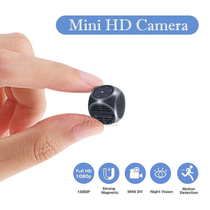 1080P Mini cuerpo Camara Espia Oculta Video DV DVR Cámara Gizli noche...