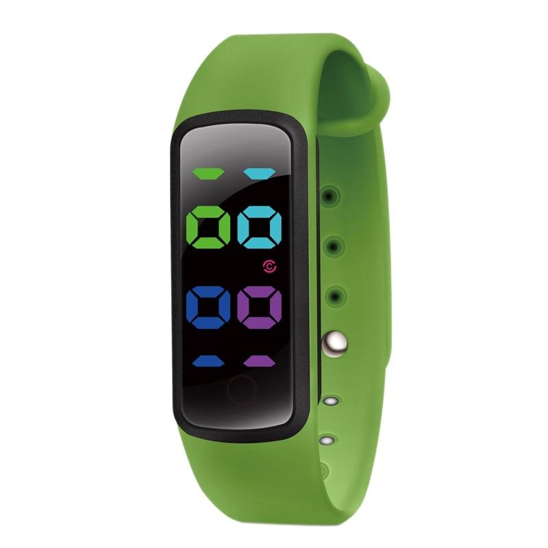 Potty тренировочные часы-водостойкий таймер напоминания для детей-Писсуар для девочек и мальчиков-светодиодный дисплей, 9 петель песни
