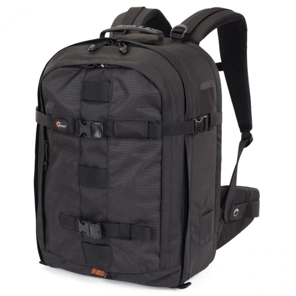 "Genuine Lowepro Pro Runner 450 AW Urban-inspired Photo Camera Bag Digital SLR Laptop 17"" Backpack with raincover"
