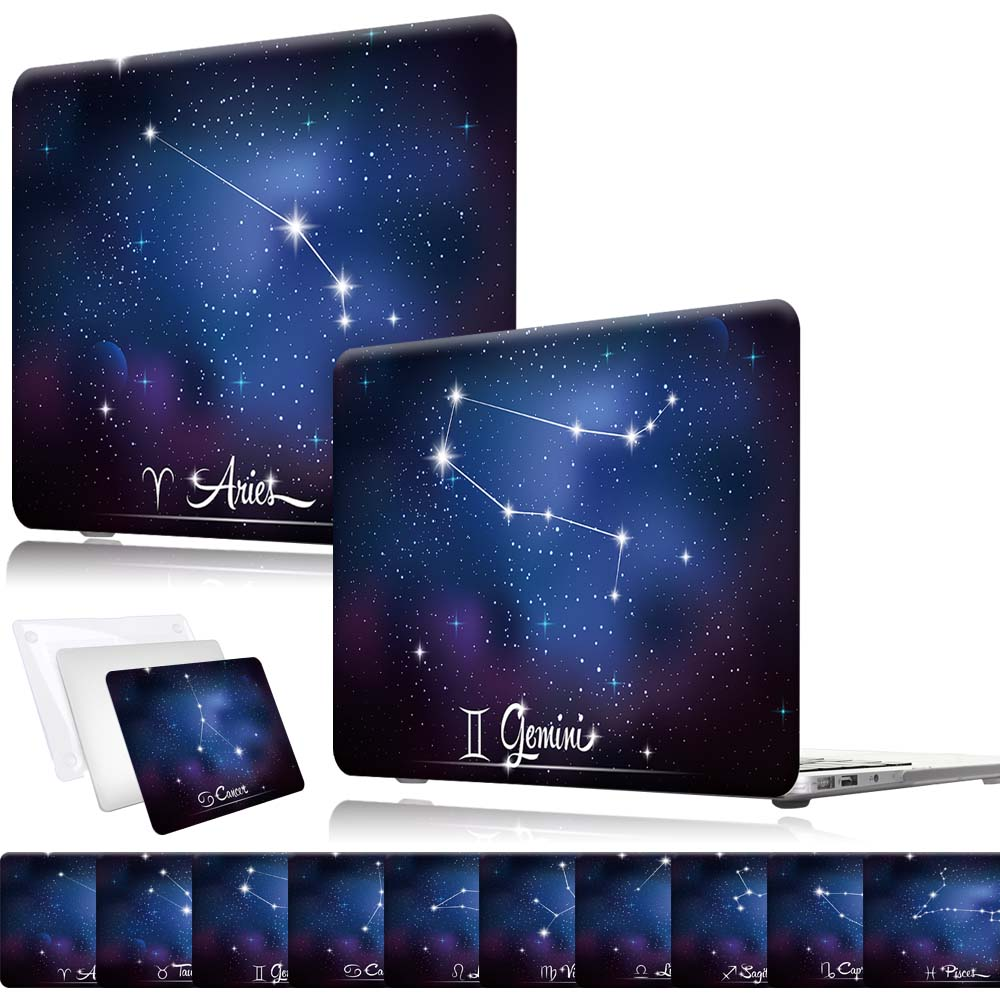 Laptop Case for Apple MacBook Air 13 A1369 A1466/Pro 13 A2338/Pro 16 A2141 11 13 15 16 Inch Dust-proof Star Series Computer Case