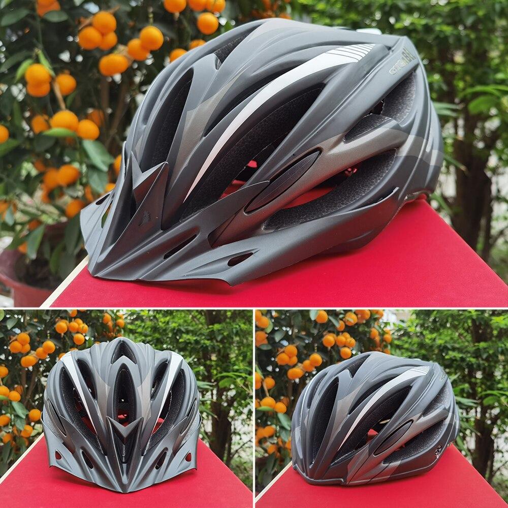 CYCABEL-Casco de seguridad para Ciclismo de montaña para hombre y mujer, protector...