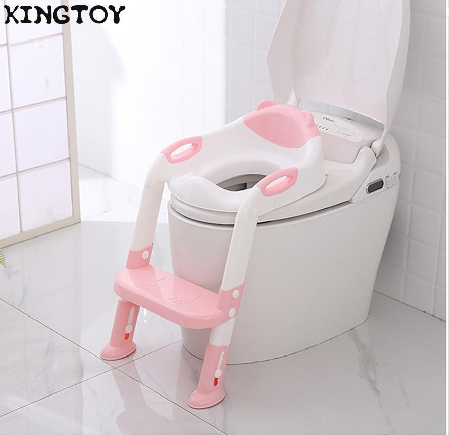 Children Pot Baby Potty Toilet Training Step Stool Urinal Travel Baby Toilet Seat Potty Kids Chair Toilet Seat 90091