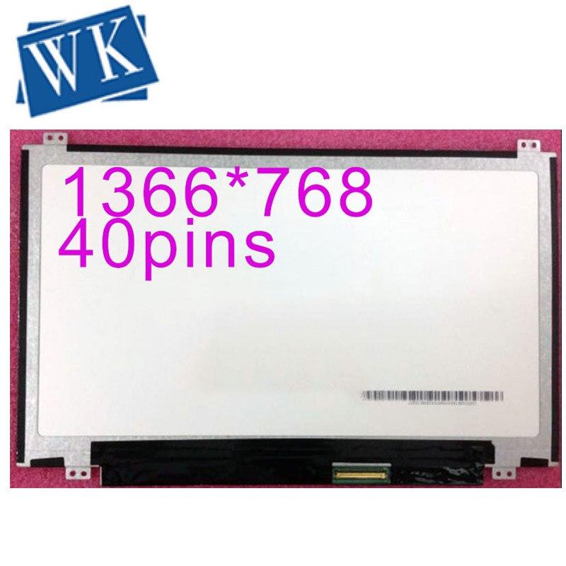 """100% оригинал B116XW03 V.2 N116BGE-L42 11,6 """"HD 1366*768 для Acer Aspire One 722 725 ноутбук светодиодный дисплей светодиодный ЖК-экран ноутбука"""