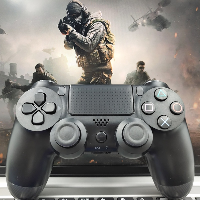 For PS4 Wireless Controller Android Bluetooth Gamepad Control ps4 Joystick For Phone PC for Playstation 4 Controller Dualshock 4