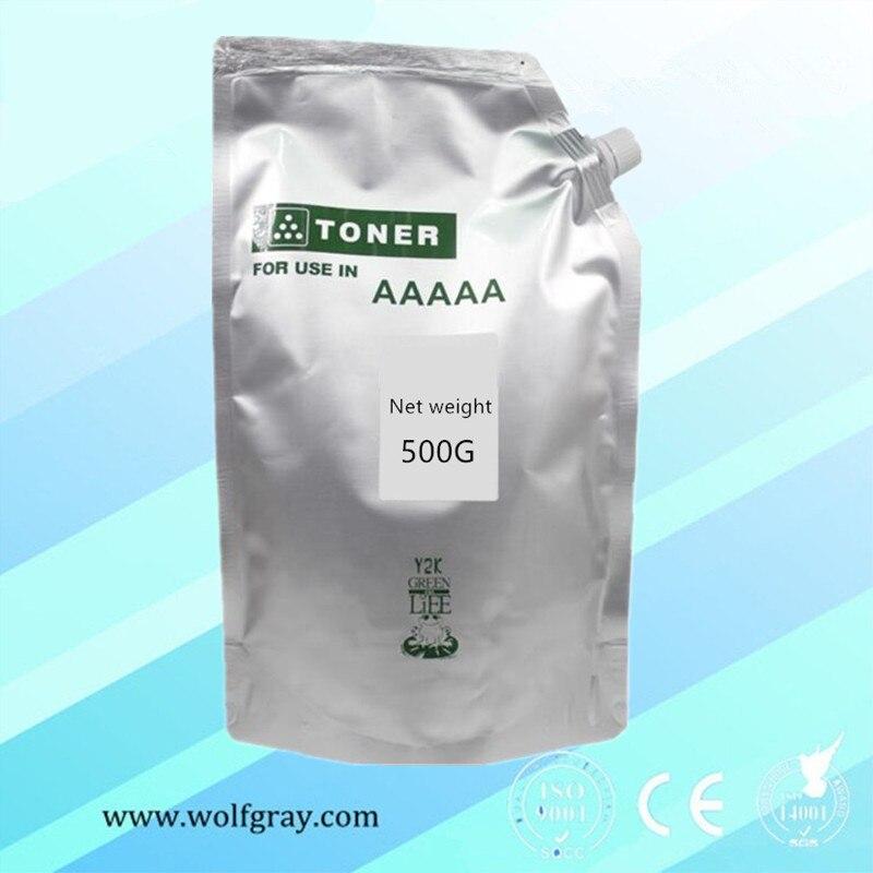 Совместимый с YI LE CAI 500g, Заправляемый Тонер-порошок, ML-4200 ml4200 для samsung 4200, SCX-4200, scx4200, scx4300