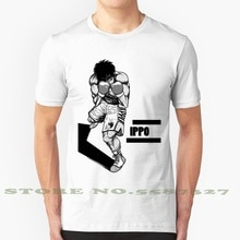 Makunouchi Ippo Boxer de boxeo de diseño fresco camiseta de moda Ippo Makunouchi Boxer de boxeo Japón Takamura Kimura Ok Trainer Sweater