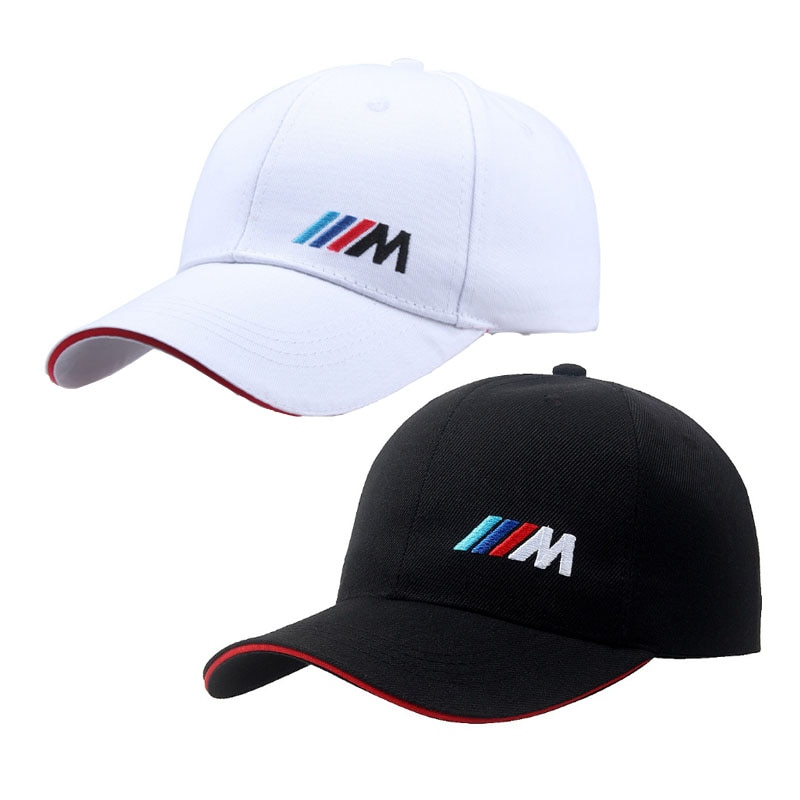 Cotton Car logo embroidered baseball cap for BMW M3 outdoor cotton breathable caps adjustable men wo