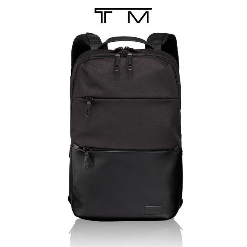 798640 Men's Ballistic Nylon Business Leisure Travel Outdoor Business Backpack Computer Backpack