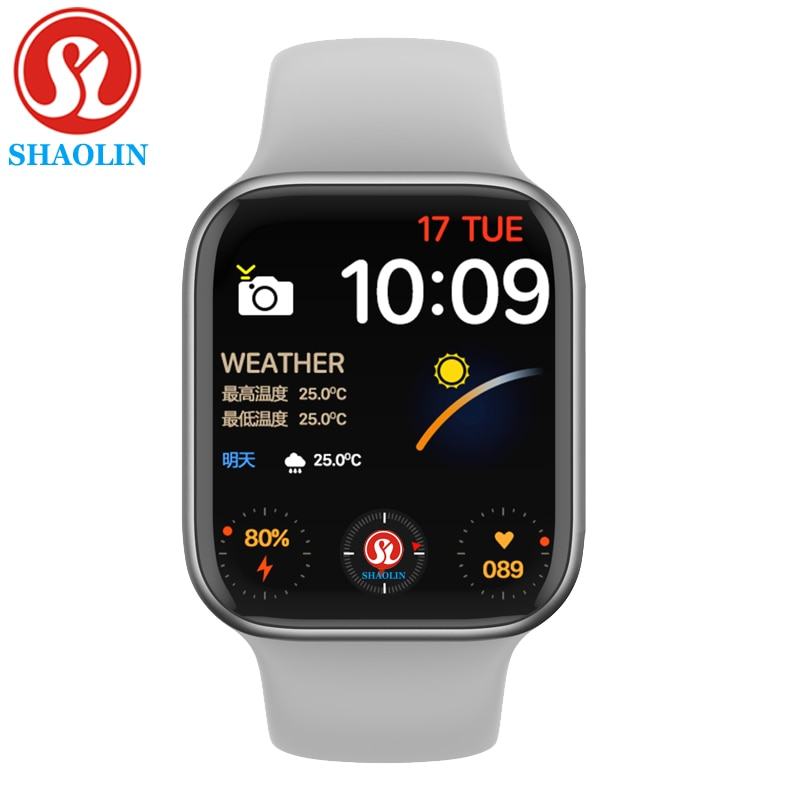 Bluetooth Sports Smart Watch Series 6 with Heart Rate Monitor Smartwatch for Apple Watch Android Watch iOS iphone Watch