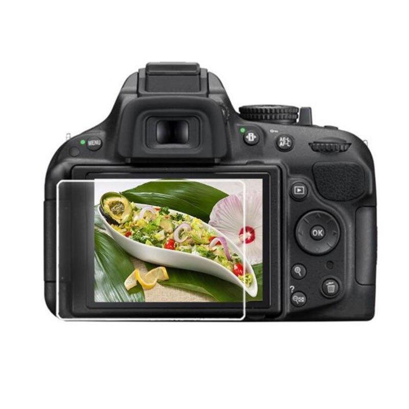 Закаленное стекло для Nikon D7100 D7200 D850 D500 D750 D90 D300 D700 D7000 D7500 D5100 D5300 D810 D800 D800E Защитная пленка для экрана