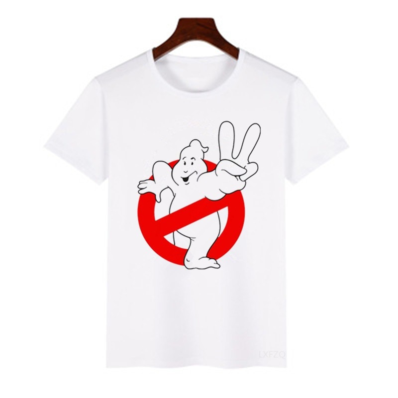 Фото - Kids Ghostbusters Movie Music Ghost Busters Funny T Shirt Design Summer Tops Boys and Girls Casual Streetwear T-shirt Clothes printio лонгслив ghost busters