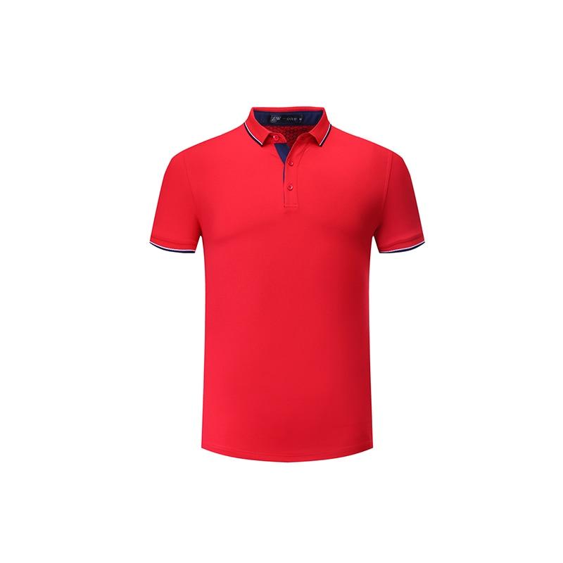 2019 camisetas de Golf de secado rápido para hombre camisetas de tenis de manga corta de moda de negocios Polo camisa deportes al aire libre correr camiseta