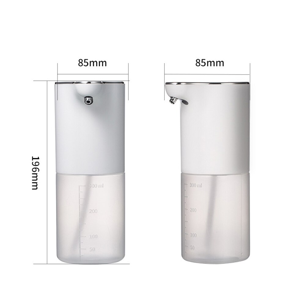 Automatic Soap Dispenser USB Charging Infrared Induction  Foam Soap Dispenser Hand Washer Bathroom Hand Sanitizer Touchless Foam enlarge
