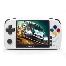 -Nuovo PocketGo Retro Game Console di Gioco PS1 SNES Gioco Palmare IPS Dello Schermo Video Console di Gioco