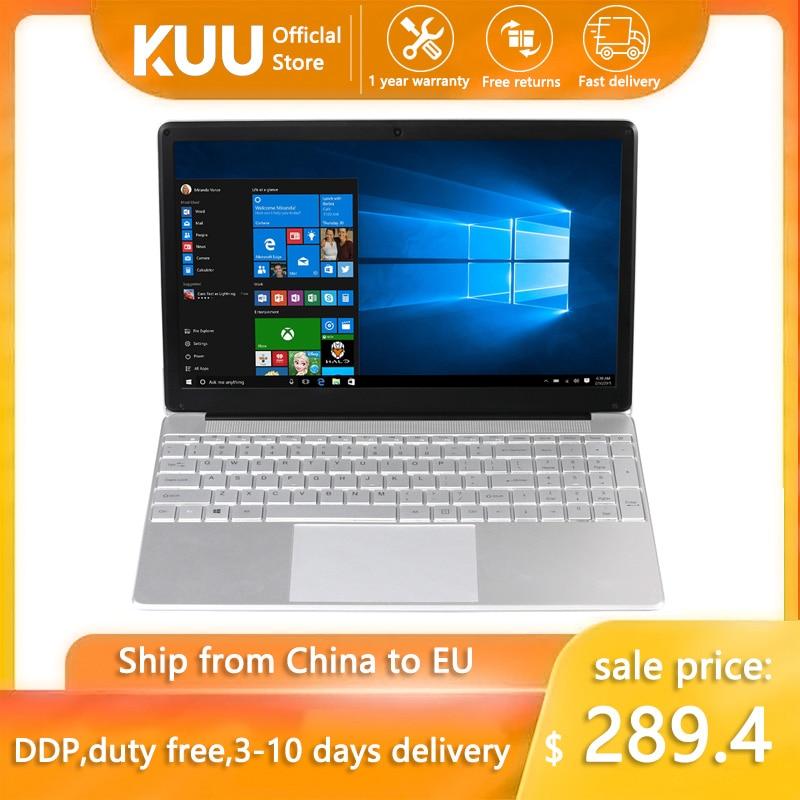Review Laptop KUU A8S, 15.6″ FHD (1.920×1.080) IPS, 16:9, Intel Celeron J3455, 6GB RAM, 256GB SSD, HD Graphics 500, Windows 10