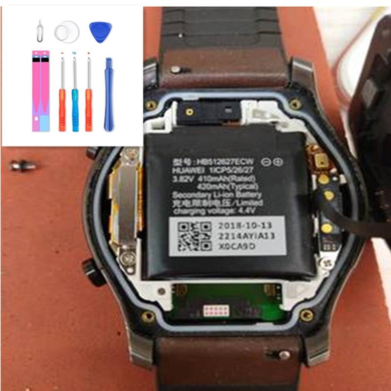 High capacity HB512627ECW HB442528EBC Battery for HUAWEI watch 2 1 watch1 LEO-B09 Watch2 Pro 4G EO-D