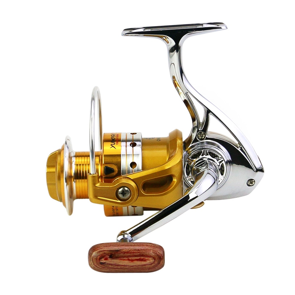 BE1000-7000 YUMOSHI full metal fishing reel sea rod wheel road sub-wheel