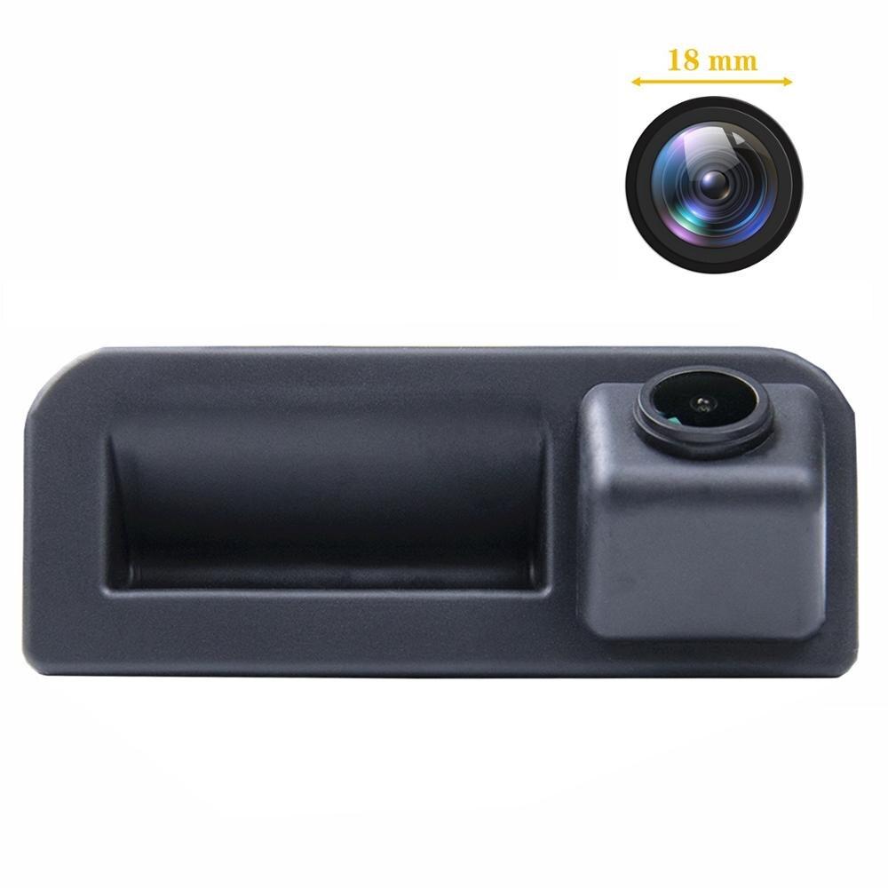 Камера заднего вида HD 1280x720p для SEAT Arona Ateca VW Polo sedan Vento BORA JETTA Sagitar Passat Tharu 2016 2020 Камеры