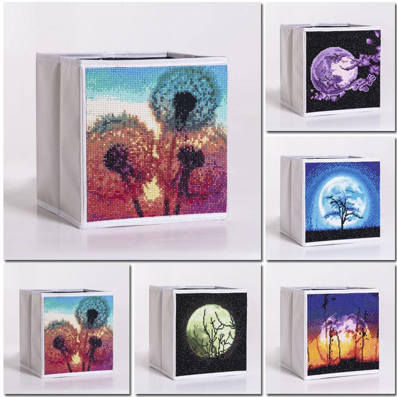 NEW Diamond Painting storage box Special Shaped Diamond Mosaic  Household items For Bedroom Cross Stitch Embroidery Diamond Art