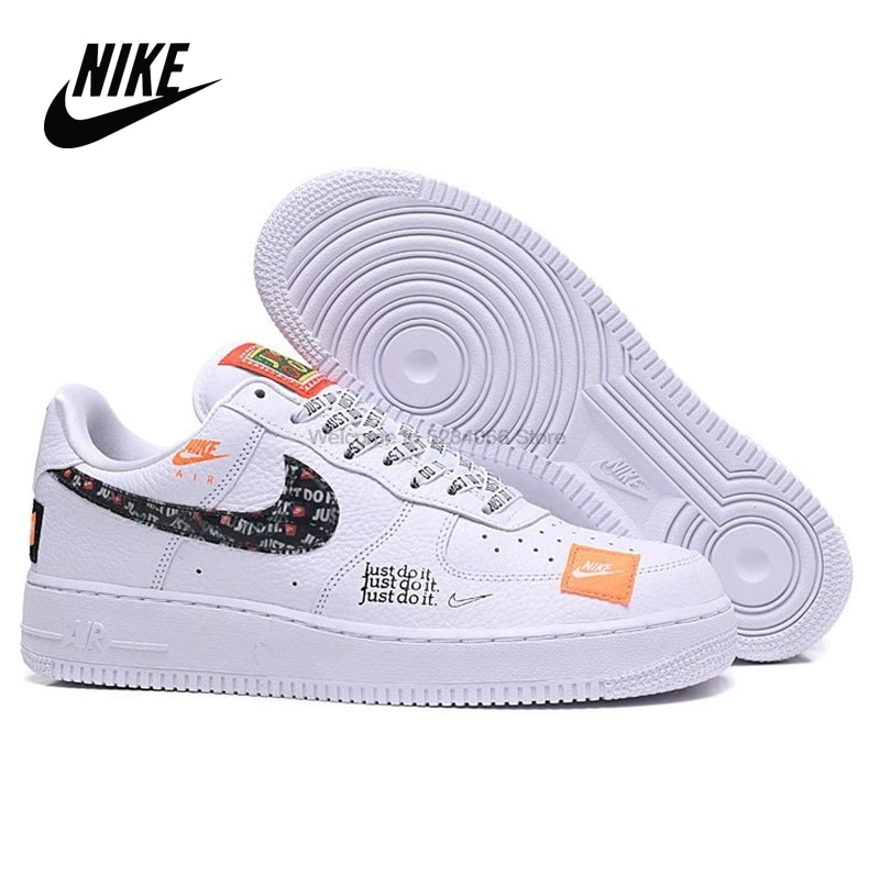 """Original Air Force 1 Low """"Just Do It""""low-top sneakers for men and women in sizes 40-45 new #1"""