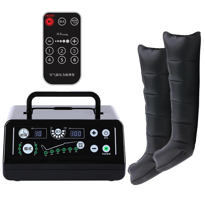 مدلك القدم بضغط الهواء ، الدورة الدموية ، العلاج بالضغط ، الهواء ، تعزيز استرخاء الدم ، العلاج الطبيعي ، 6 غرف