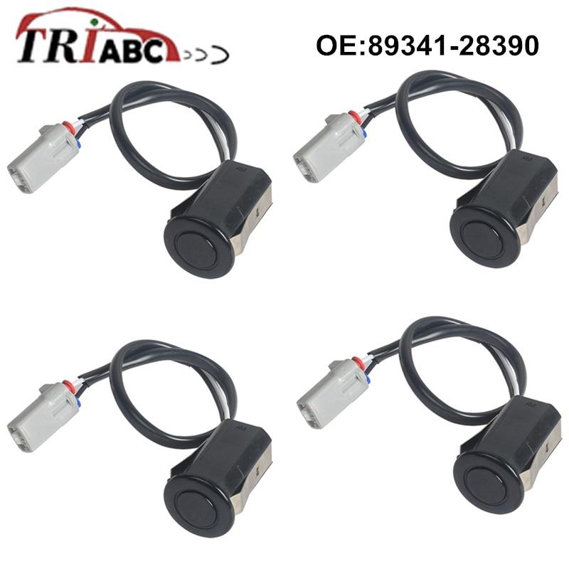 89341-28390 PDC Parking 4 sensores para ESTIMA HYBRID TARAGO Detector de Radar Parktronic Control de distancia electrónica de coche