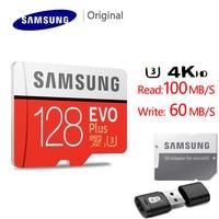 SAMSUNG карта памяти Micro SD, 128 ГБ, 256 ГБ, 32 ГБ, 64 ГБ, 128 ГБ