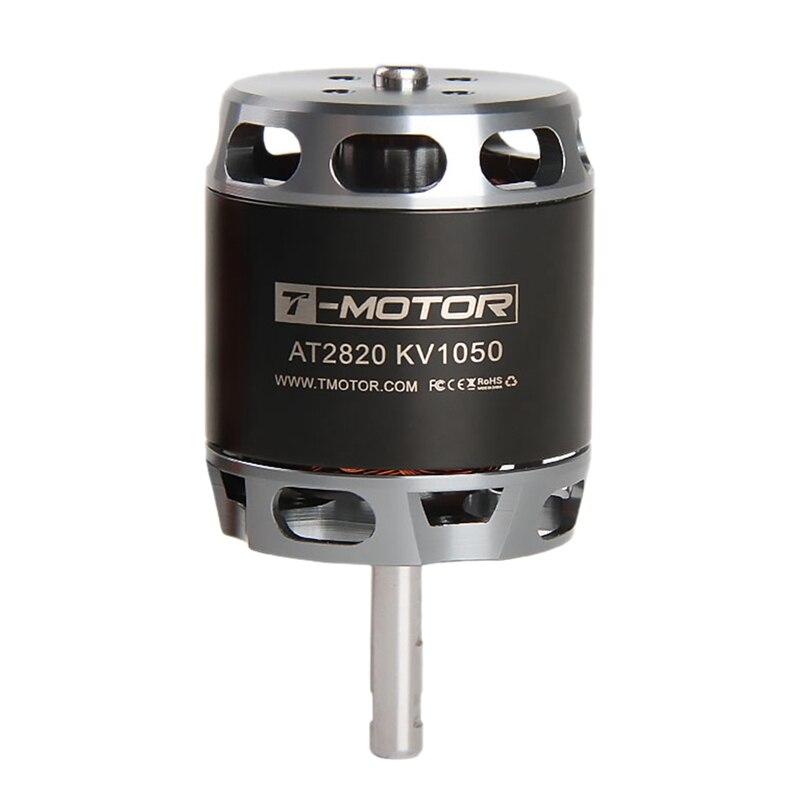 T-MOTOR AT2820 1050KV Eje largo Motor sin escobillas para el rango de VTOL UAV de ala fija