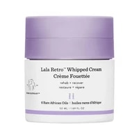 drunk elephant lala whipped face cream purple moisturizing oil control nutritious maquillaje cosmetics for face skin care