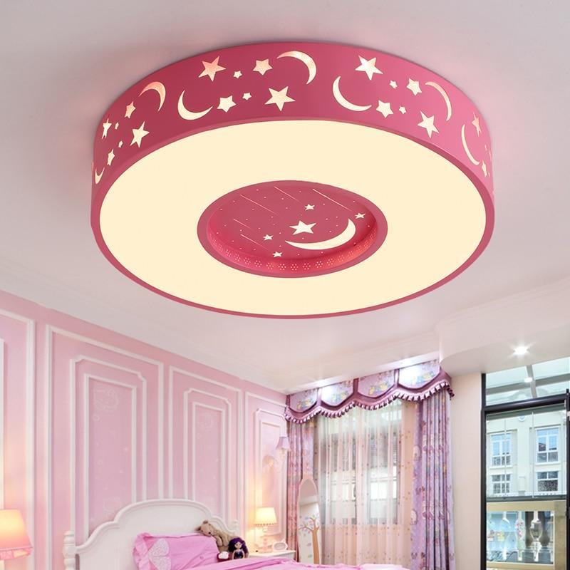 Lámpara led de techo para sala de estar, luces de decoración moderna para el hogar, salón, dormitorio de niños, iluminación interior