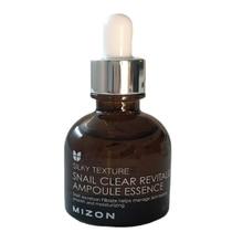MIZON Snail Clear Revitalize Ampoule Essence 30ml Facial Serum Moisturizing Whitening Face Care Anti wrinkle Snail Repair Cream