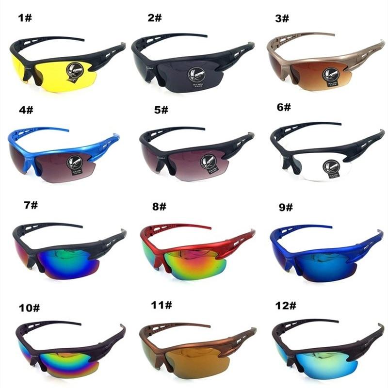 Gafas de sol de Ciclismo para hombre y mujer, lentes de esquí,...