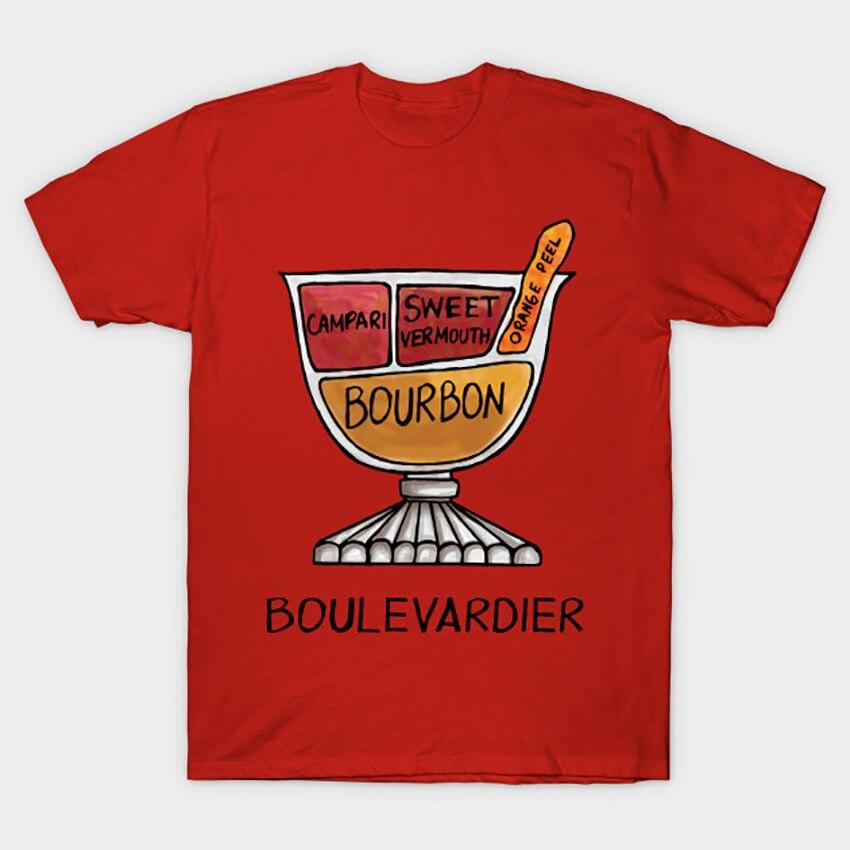 Boulevardier Mixed Drink Liquor Shirt T Shirt Mixed Drinks Tshirt Celebration Happy Girl Liquor Bar Pub Party Green Booze Drunk