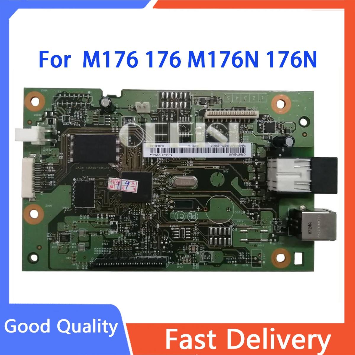 1 قطعة X الأصلي المنسق PCA آسى المنسق مجلس المنطق ل HP M176 176 M176N 176N CF547-60001 طابعة أجزاء