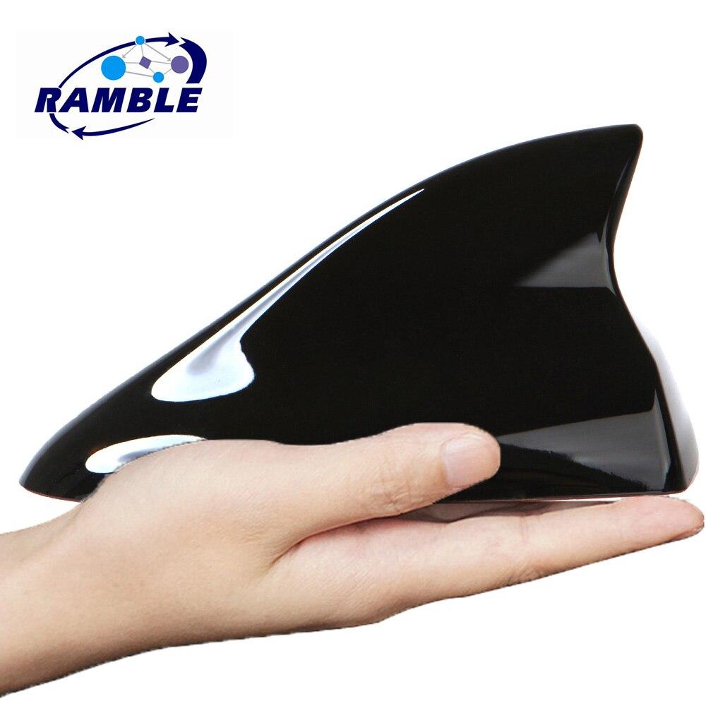 Shark Fin Antenna for Renault Koleos Zoe Clio 4 3 2 1 RS MEGANE KZ-E Roof Aerial Cover Antena Signal Shark Aerial Car Styling IV