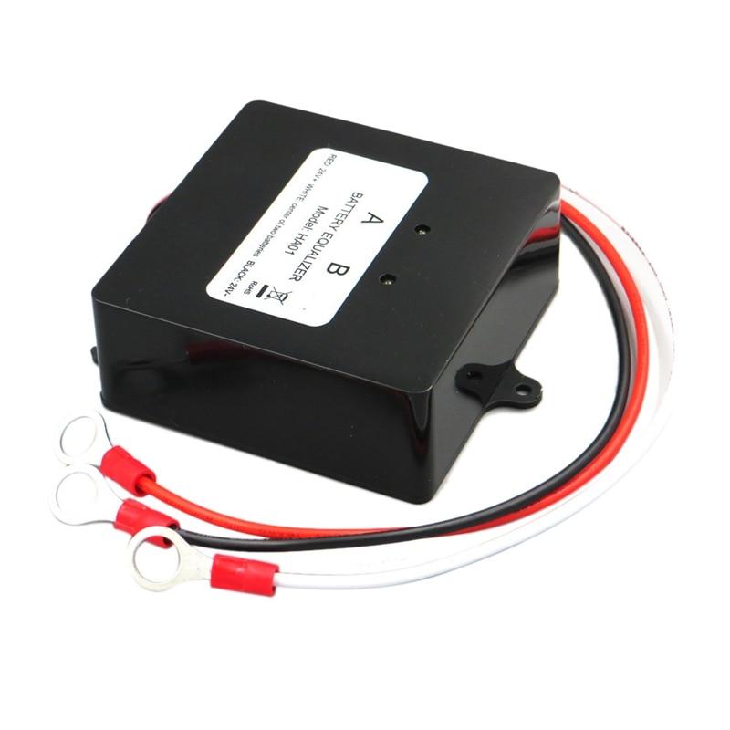 HA01-موازن جهد البطارية الشمسية ، 24 فولت ، موازن بطارية الرصاص الحمضية ، للنظام الشمسي المستقر