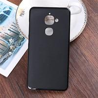 Чехол-накладка для LeTV LeEco Le 2 X520 Le2 Pro X527 X526 X620 Le S3 X626 2S, силиконовый, черный, чехол для телефона