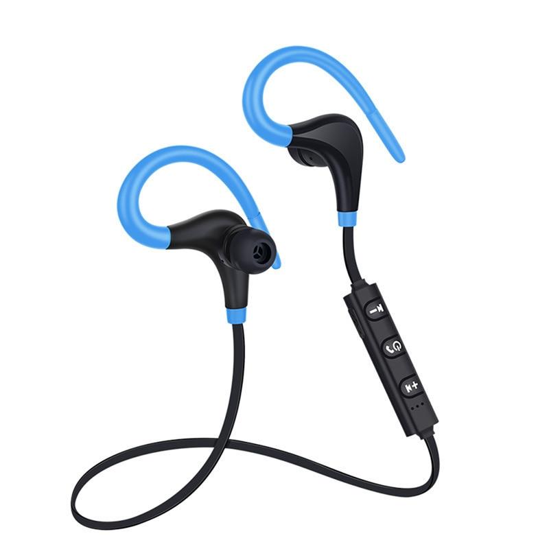 Fone de Ouvido Estéreo sem Fio Fone para Iphone Universal Bluetooth Fones Esporte Samsung As99