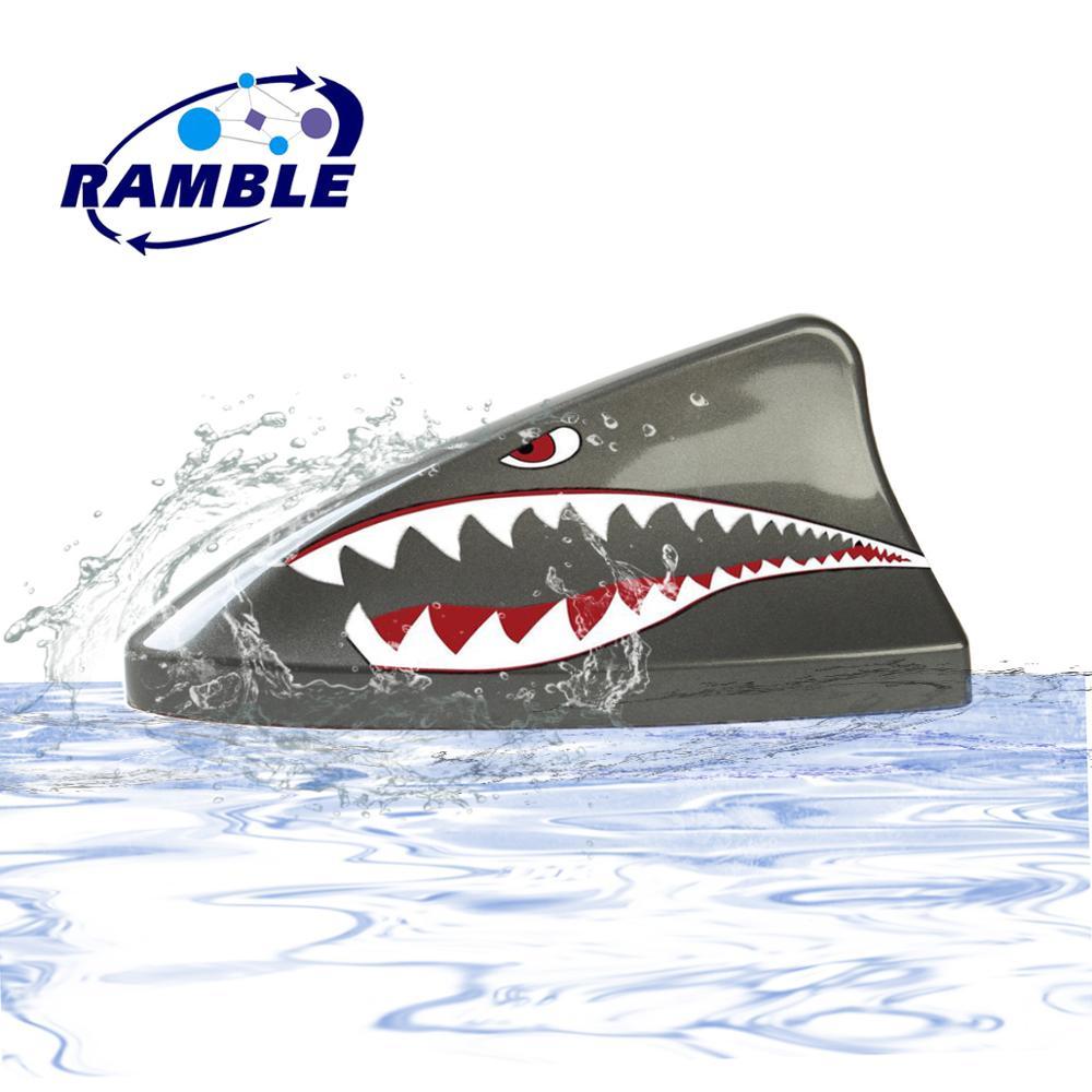Automobile Radio Signal Aerials FM/AM Auto Accessories Shark Antenna Fin Car-Styling Decoration for