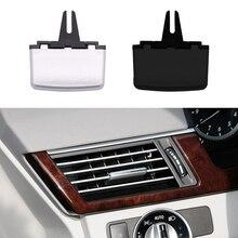 Автомобильное вентиляционное отверстие для розетки с зажимом для переднего кондиционера для Mercedes Benz E Class W212 W207 E260