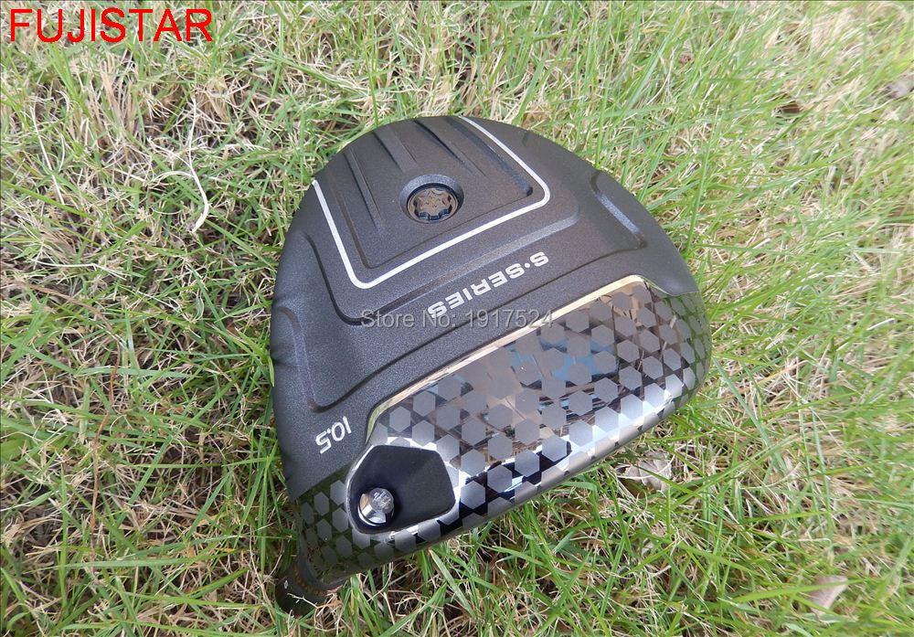 FUJISTAR GOLF MFS S.SERIES SP700 Ti Hi cor golf driver head with adapter can change loft