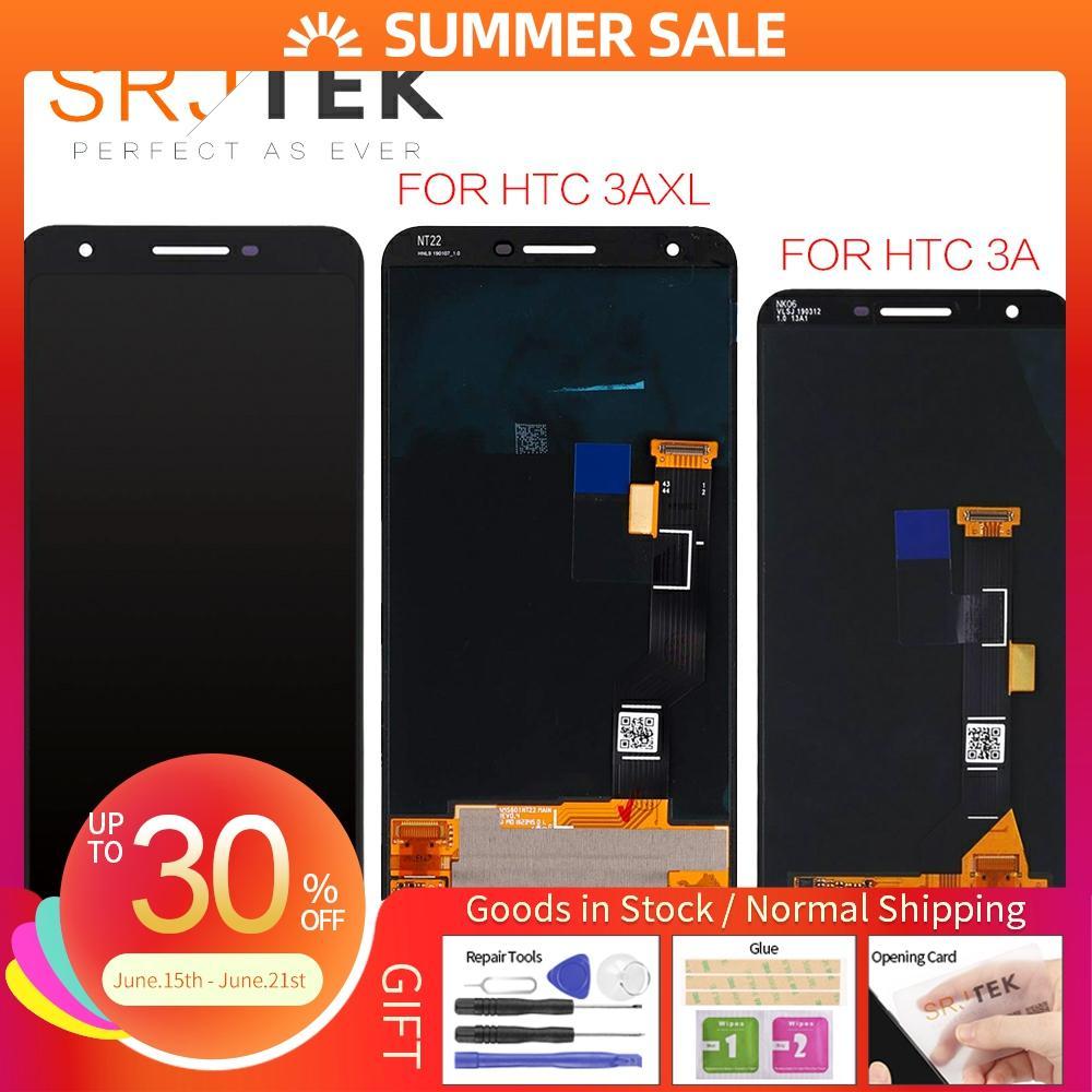 "6,0 ""de Google para Google Pixel 3A XL pantalla LCD de montaje de digitalizador con pantalla táctil 5,6"" de Google para Google Pixel 3A reemplazo de la pantalla LCD"