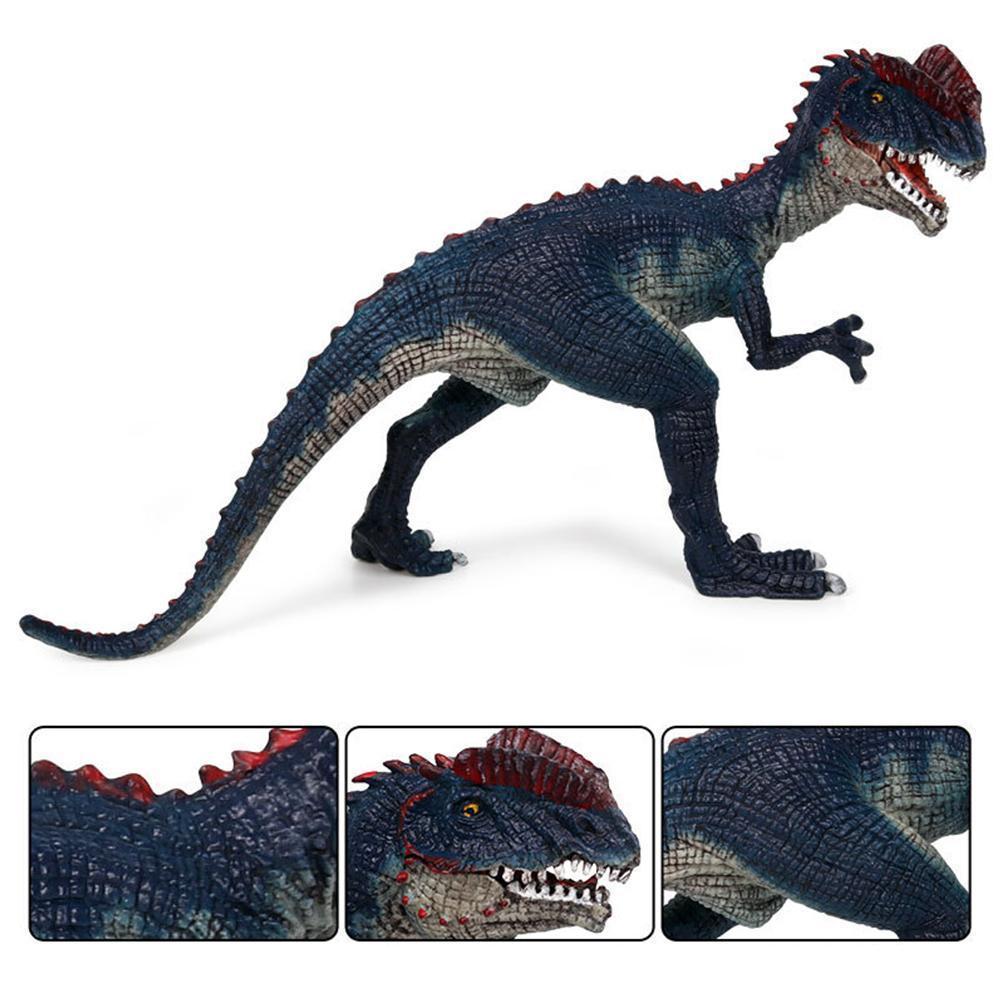 hot soft cute simulation dinosaur Simulation Dinosaur Toy Soft Gel Tyrannosaurus Rex Jurassic Model Animal Bite Toys Can Children Jaw Dinosaur C1E3