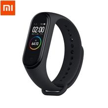 Xiao mi mi Band 4 Smart Armband 3 Farbe AMOLED Bildschirm mi band 4 Smartband Fitness Traker Bluetooth Sport Wasserdicht smart Band