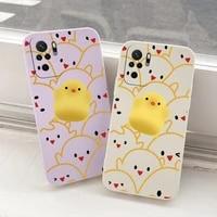 pet chicken phone case for xiaomi redmi note 10 10s 9t 9 8 7 pro camera soft back cover on max redmi 9 9a 9t k40 k30 k20 pro